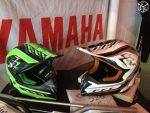 Destockage casques moto cross yamaha